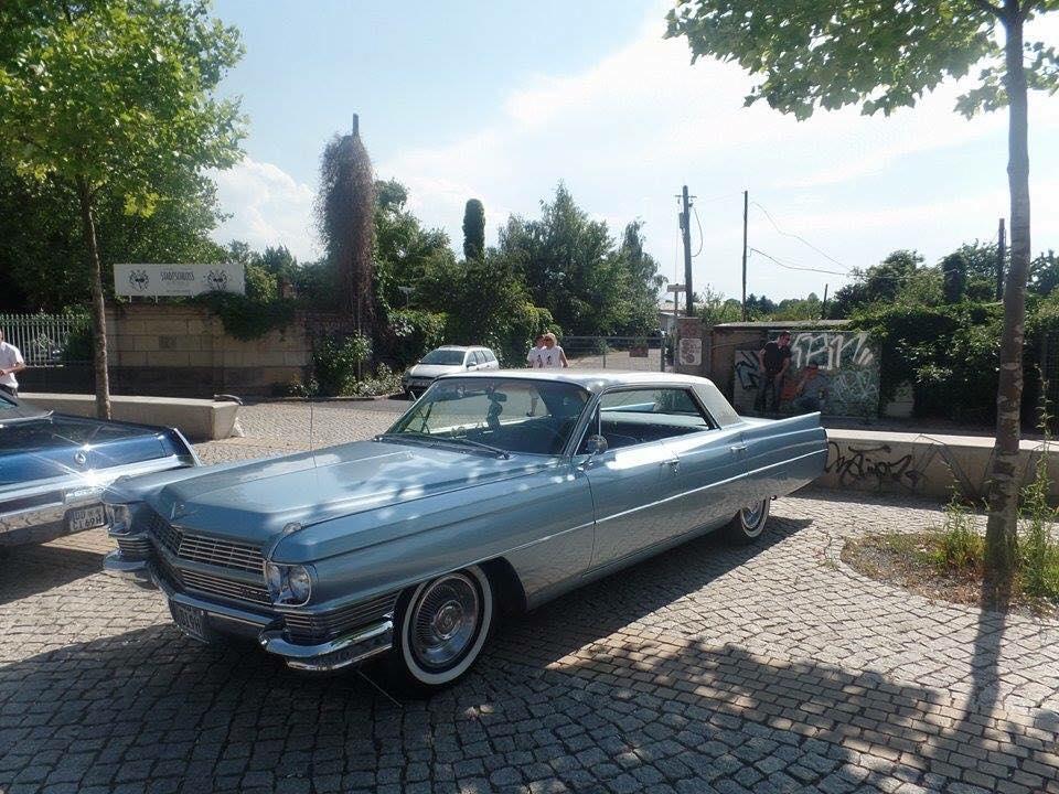 Cadillac Oldtimer Hochzeit
