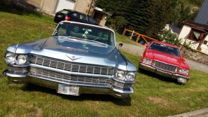 Cadillac Series 62 Four Window Sedan 6