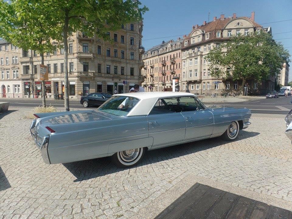 Cadillac für Film und Photo