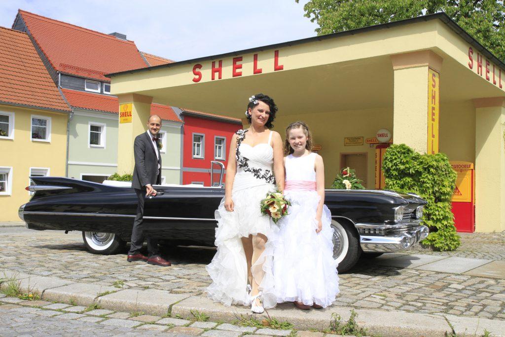 Hochzeitsfahrt vom 14.05.2016 2