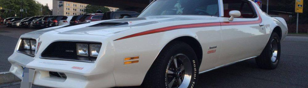 Pontiac Firebird Formula 400 - 6