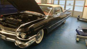 Aufbereitung 1 - 1959 Cadillac Series 62 Convertible