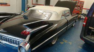 Aufbereitung 4 - 1959 Cadillac Series 62 Convertible
