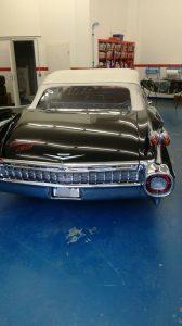 Aufbereitung 5 - 1959 Cadillac Series 62 Convertible