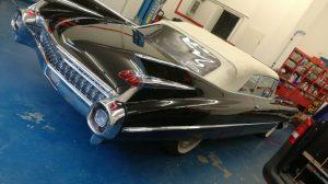 Aufbereitung 6 - 1959 Cadillac Series 62 Convertible
