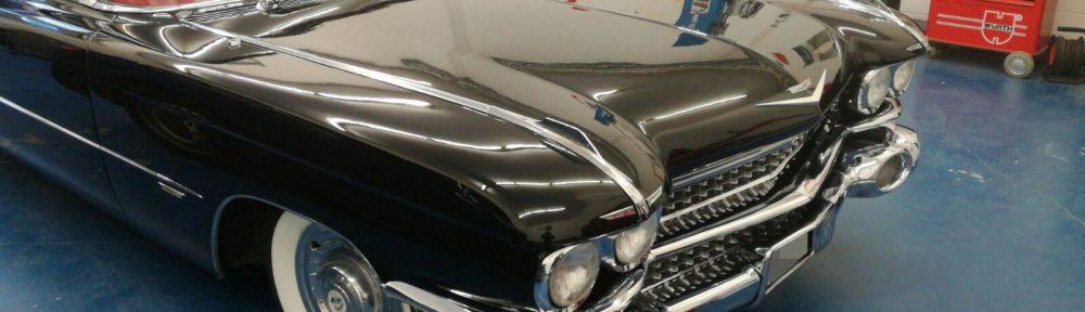 Aufbereitung 7 - 1959 Cadillac Series 62 Convertible
