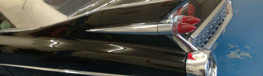 Aufbereitung 10 - 1959 Cadillac Series 62 Convertible