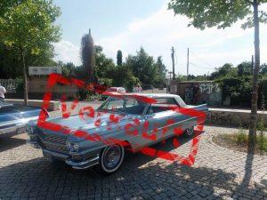 Cadillac Series 62 Four Window Sedan - verkauft