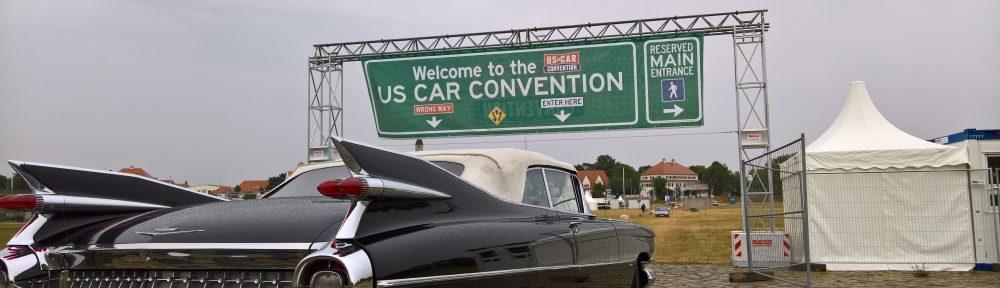 US Car Convention 2018 - Anbetung Wettergott