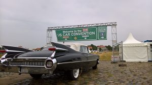 US Car Convention 2018 - Anbetung Wettergott
