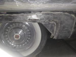 Reparatur Cadillac Series 62 Convertible - 6