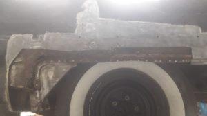 Reparatur Cadillac Series 62 Convertible - 12