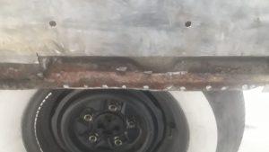 Reparatur Cadillac Series 62 Convertible - 13