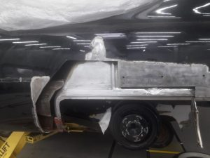 Reparatur Cadillac Series 62 Convertible - 15