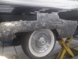 Reparatur Cadillac Series 62 Convertible - 16