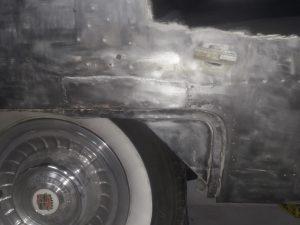 Reparatur Cadillac Series 62 Convertible - 17