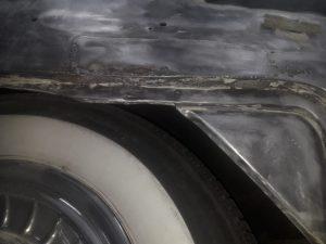 Reparatur Cadillac Series 62 Convertible - 18