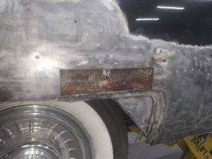 Reparatur Cadillac Series 62 Convertible - 8