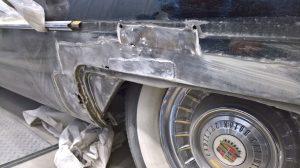 Reparatur Cadillac Series 62 Convertible - 7