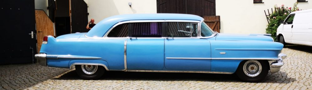 Cadillac Series 75 Fleetwood Imperial Sedan