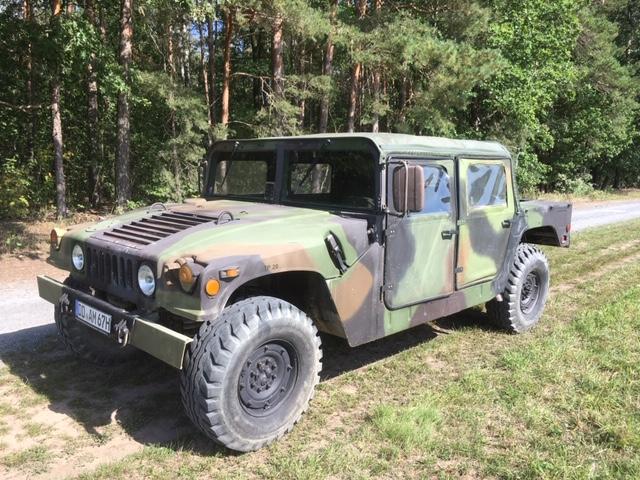 Hummer H1 - Gelände3